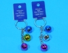 Colorful Bell Key Holder (MB-8431)