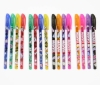MARVEL Gel Pen 4colors Set