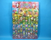 30yen value x 100pcs+5 Collect Erasers on Cardboard Happy Raffle Game (Sample Picture) ON SALE !