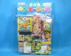 50yen value x 80pcs+3 Yokai & Minions on Cardboard Happy Raffle Game (Sample Picture)