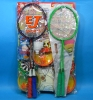 50yen value x 80pcs+5 Colorful Badminton - Party Idea !! Draw a Lottery and See ! Happy Raffle Game