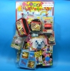 50yen value x 80 pcs Mario Mix Toys