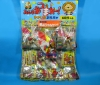 Party Idea !! Pick a Lottery and See ! -  Japanese Traditional Toys Variations(60pieces)