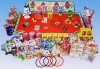 Party Idea! Deluxe Ring Toss Targeting Set - 200 pieces of Targets