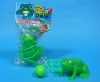 Frog Jumping Toy