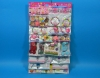50yen value x 24 sheets - Girls Mix Cardbord