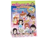 Bandai Tomo Friends Stickers Party Pretending Sticker Collection