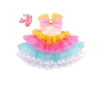 [Bandai] STAR☆TWINKLE PRECURE Precure-style Colorful Frills Dress