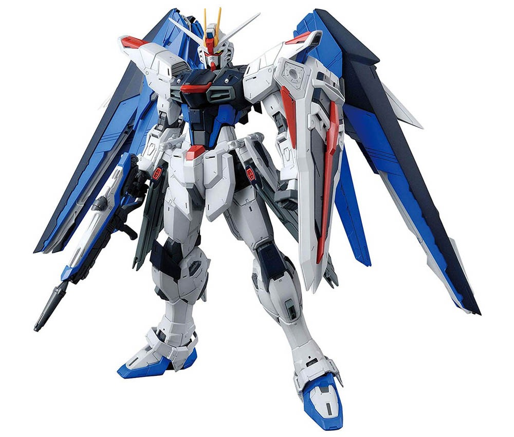 [Bandai] MG Mobile Suit Gundam SEED 1/100 Freedom Gundam Ver.2.0 (Model Kits)