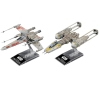 [Bandai] STARWARS Vehicle 1/144scale X-Wing Star Fighter & Y-Wing Star Fighter
