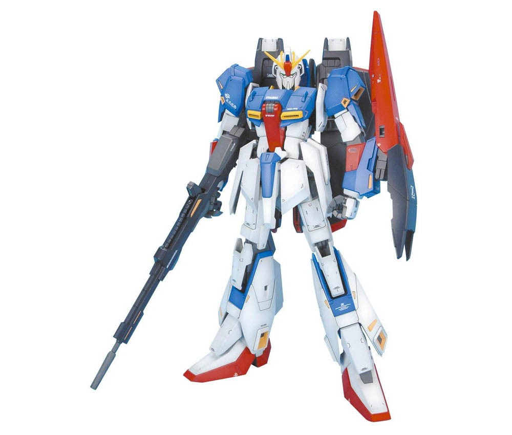[Bandai] MG 1/100 Zeta Gundam Ver.2.0 (Model Kits)