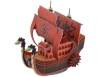 [Bandai] One Piece Great Ship Collection: Kujya Pirate Ship