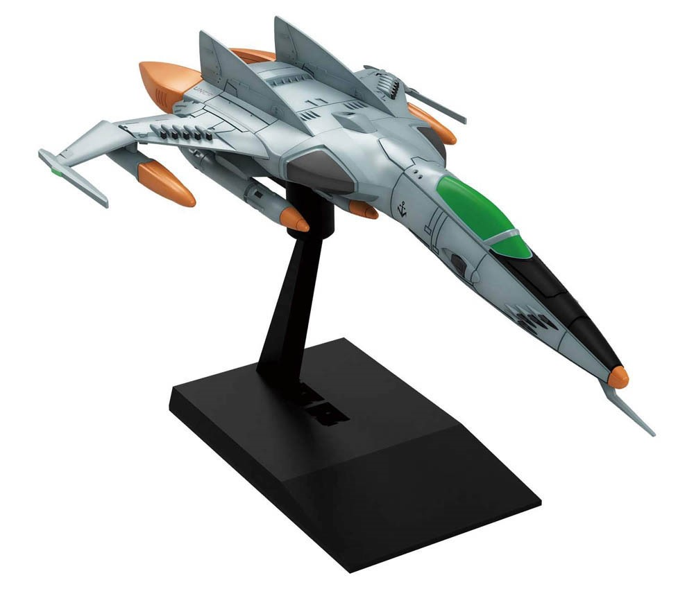 [Bandai] Mecha Collection Type 1 Space Attack Aircraft Cosmo Tiger II (Single Seat)