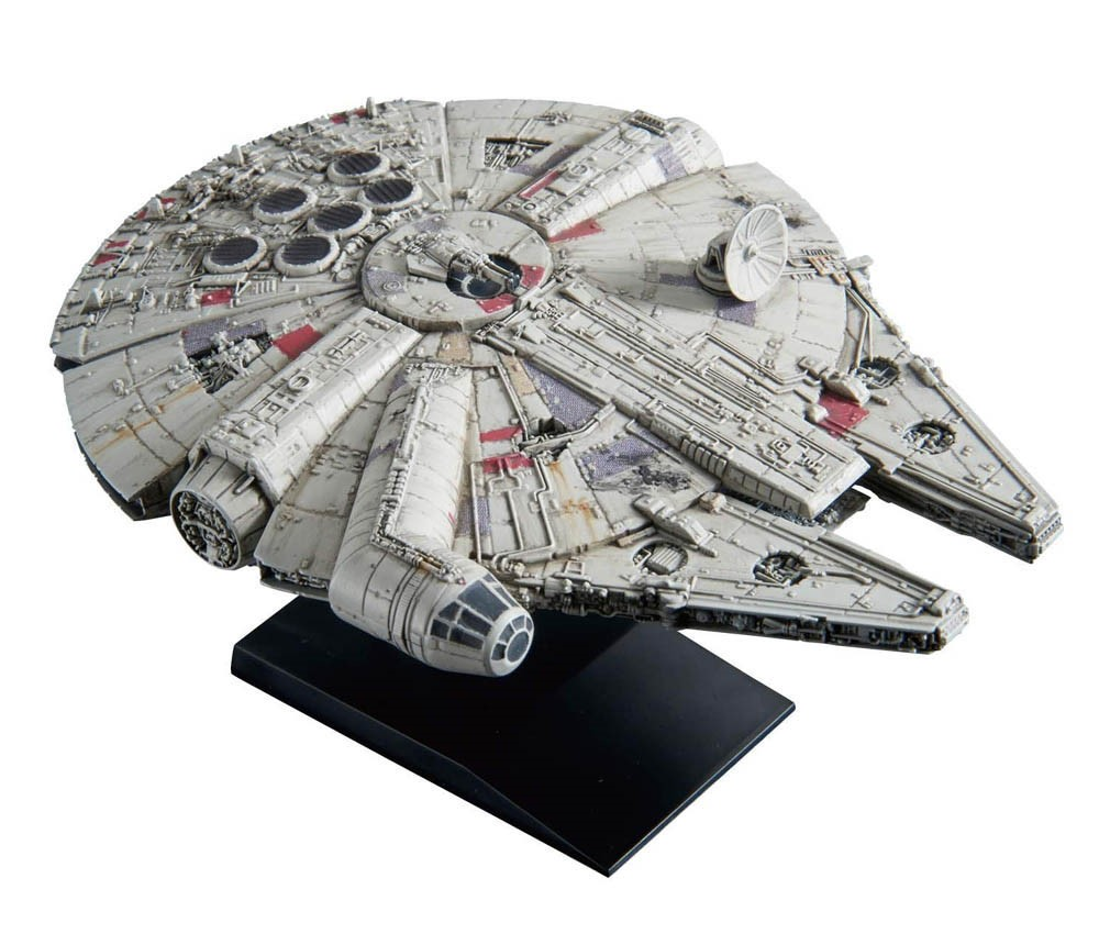 [Bandai] STARWARS (Vehicle Model) Millennium Falcon (Star Wars -Episode V The Empire Strikes Back-)