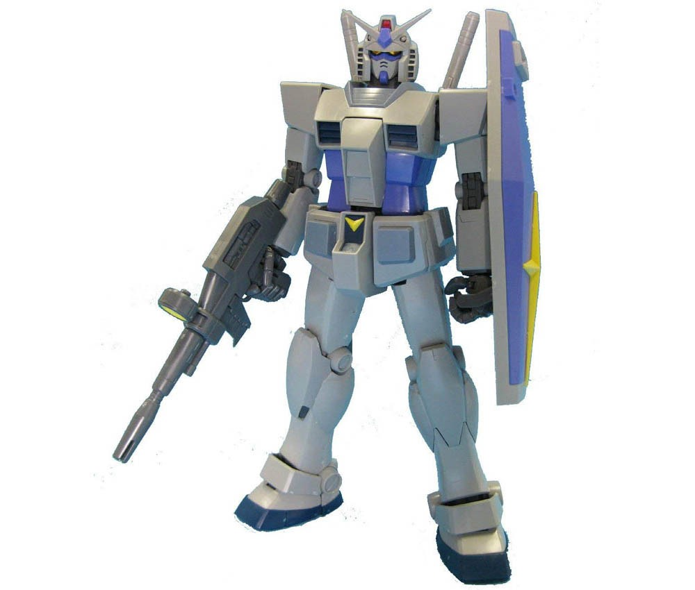 [Bandai] MG 1/100 RX-78-3 G-3 Gundam Ver.2.0 (Model Kits)