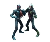 Masked Rider THE NEXT 01 VS 02 Action Figure -Movie Realization- [Bandai]