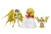 [Bandai] (Saint Seiya Saint Cloth Myth EX) Gemini Saga (God Cloth) -Saga Saga Premium Set-