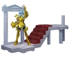 [Bandai] (Saint Seiya D.D.Panoramation) -Pisces Aphrodite- Gold Cloth Blooming Roses in the Palace of the Twin Fish
