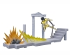 [Bandai] (Saint Seiya D.D.Panoramation) Excalibur in Capricorn Sanctuary -Capricorn Shura-