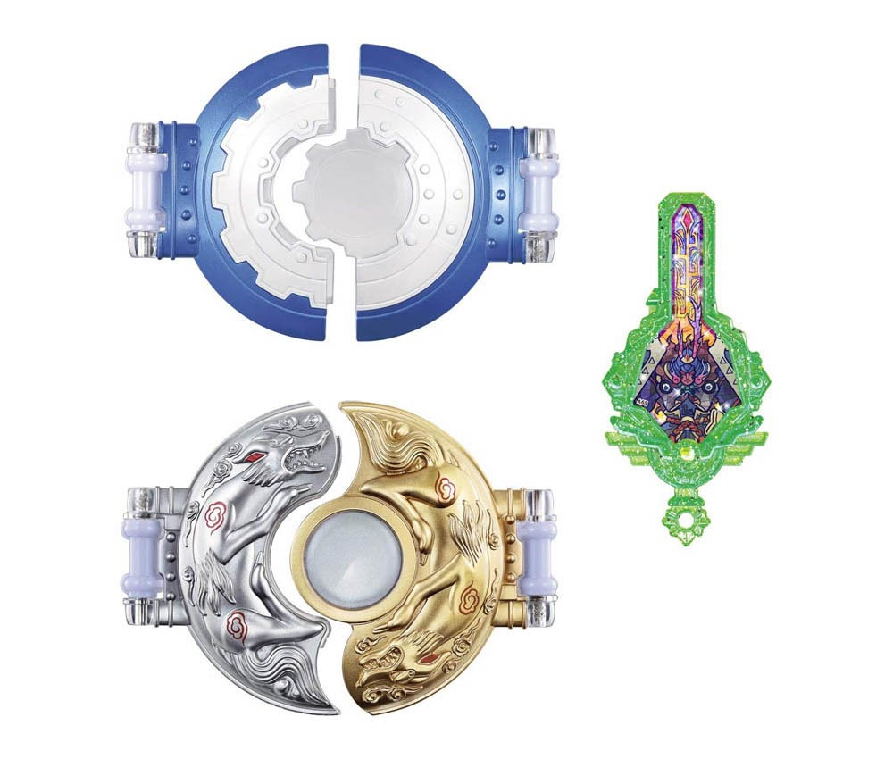 [Bandai] Youkai Watch DX Youkai Watch Elda Rei & Shin Powerup Kit