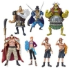 Bandai Soul Of Hyper Figuration (Soul of Chozokei) One Piece The Whitebeard Pirates