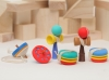 (IWAKO)-made in JAPAN-Play Erasers(Colors/Designes/Assortments may changed without Notice)