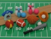 (IWAKO)-made in JAPAN-Sport Erasers(Colors/Designes/Assortments may changed without Notice)
