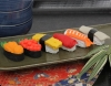 (IWAKO)-made in JAPAN-SUSHI Erasers(Colors/Designes/Assortments may changed without Notice)