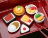 (IWAKO)-made in JAPAN-Japanese Diner Erasers(Colors/Designes/Assortments may changed without Notice)