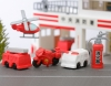 (IWAKO)(ER-SHB001)-made in JAPAN-Firefighting Erasers(Display Box can be changed)