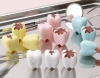 (IWAKO)-made in JAPAN-Dental Erasers(Colors/Designes/Assortments may changed without Notice)