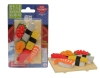 (IWAKO)-made in JAPAN-Blister Pack Erasers Sushi Erasers(Colors/Designes/Assortments may changed without Notice)