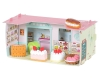 Erasers TOY -Iwako Made in Japan- Craft House Cake Shop(ER-KUR 004)(Colors/Designes/Assortments may changed without Notice)