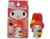 (IWAKO)-made in JAPAN-My Melody Omoshiro Erasers(Red)