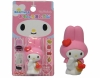 (IWAKO)-made in JAPAN-My Melody Omoshiro Erasers(Pink)