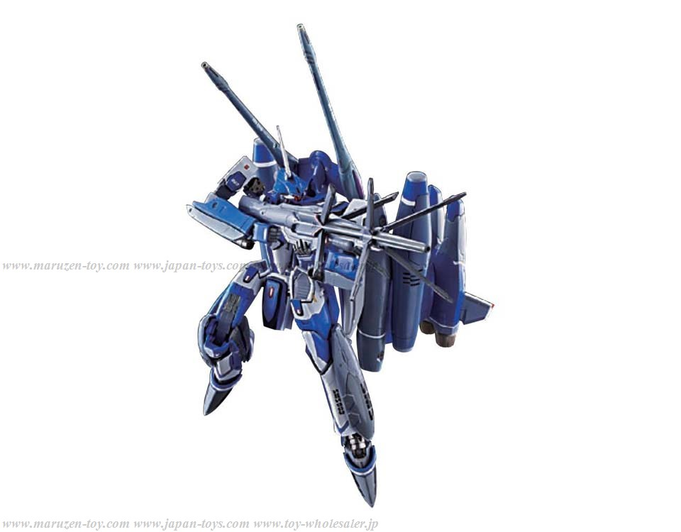 [Bandai] DX Chogokin : VF-25G Tornado Messiah Valkyrie (Michael Blanc Type) Complete Pack MacrossF (Frontier)