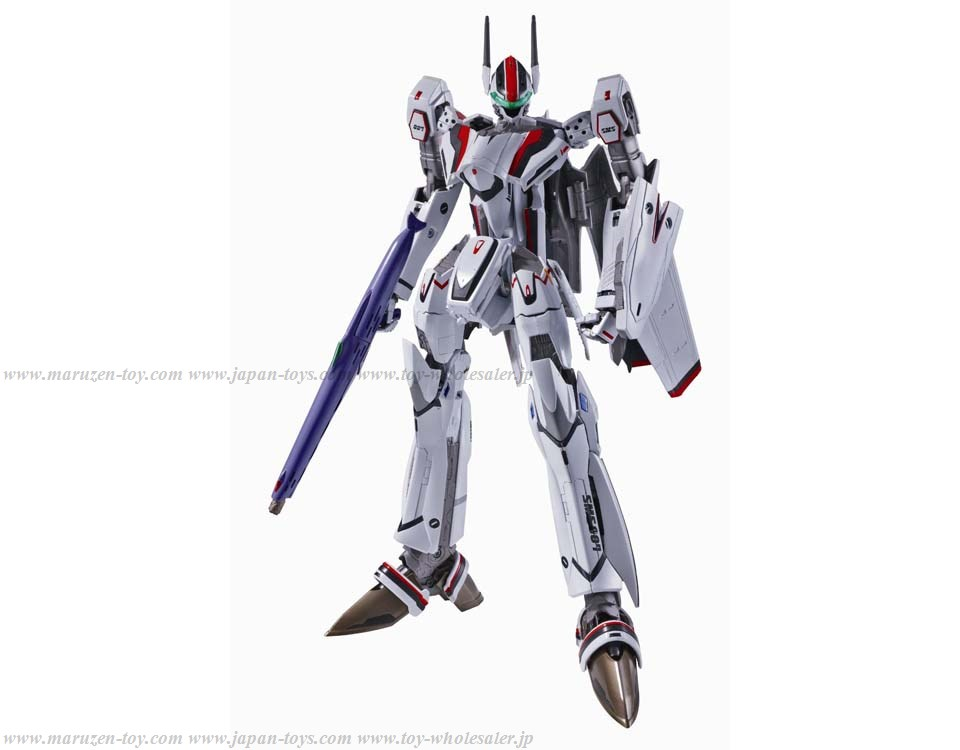 [Bandai] DX Chogokin : VF-25F Messiah Valkyrie (Alto Saotome Type) Renewal Ver. MacrossF (Frontier)