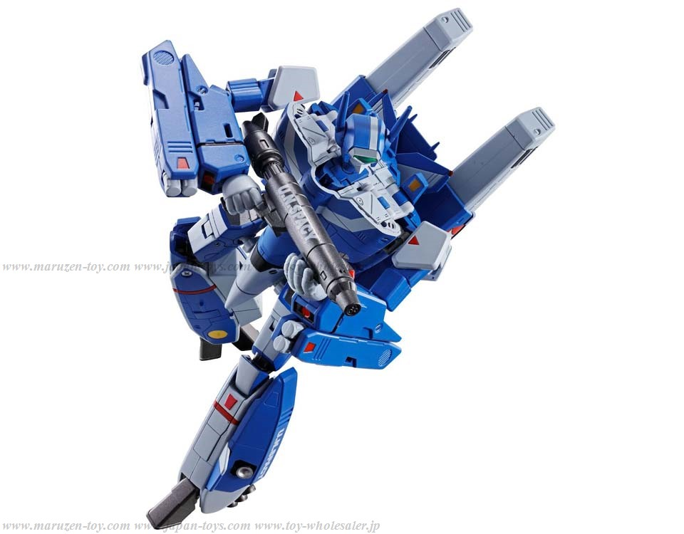 "Bandai HI-METAL R VF-1J Super Valkyrie (Maximilian Jenius Custom) ""The Super Dimension Fortress Macross"""