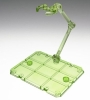 Display Stand Set Stage of Soul ACT4 Human Support Type (Clear Green) Bandai