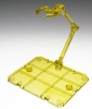 Display Stand Set Stage of Soul ACT4 Human Support Type (Clear Yellow) Bandai
