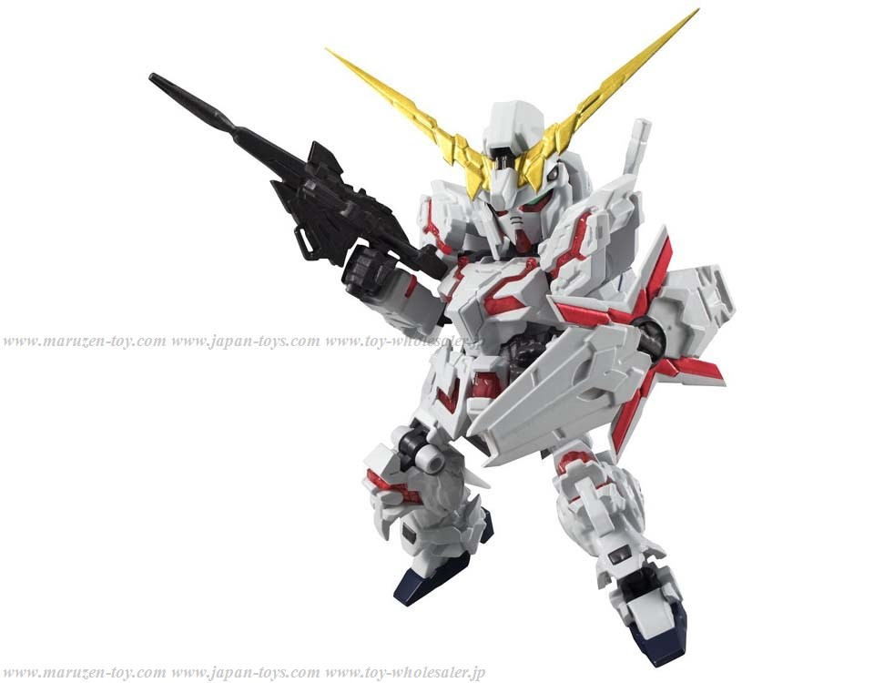 [Bandai] Gundam UC : NXEDGE STYLE (MS UNIT) Unicorn Gundam (Destroy Mode)