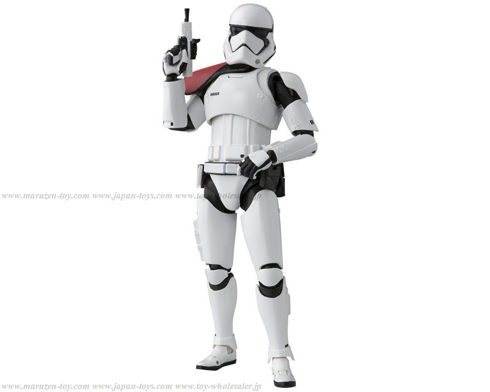 Bandai S.H. Figuarts - First Order Stormtrooper (The Last Jedi) Special Set