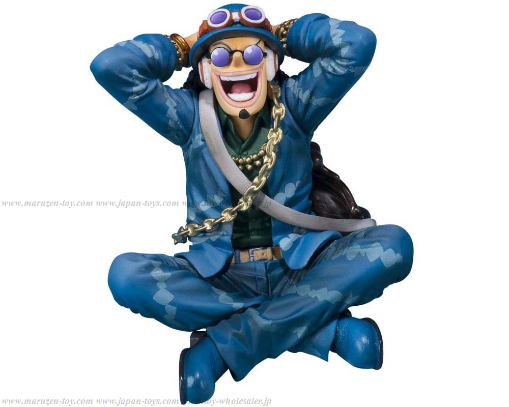 [Bandai] Figuarts ZERO : ONE PIECE Usopp -One Piece 20th Anniversary Ver.-