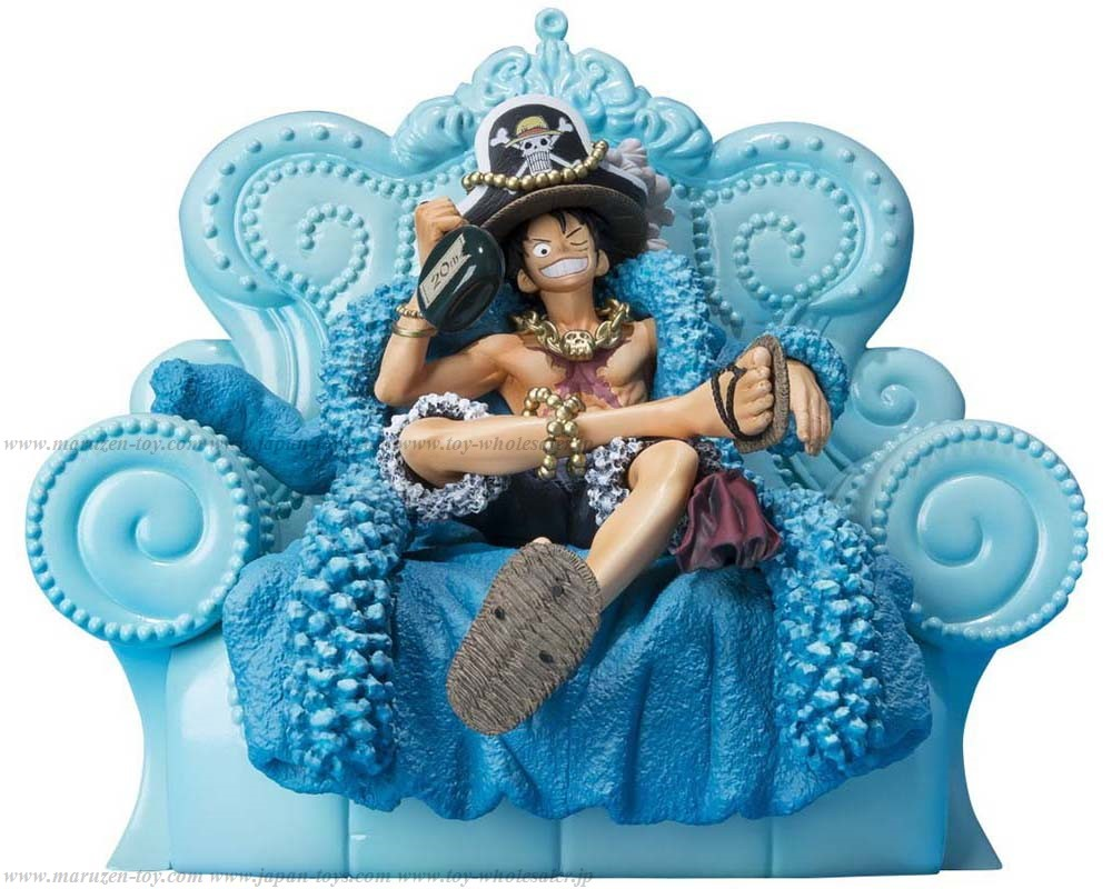 Bandai Figuarts Zero : ONE PIECE Monkey D Luffy -One Piece 20th Anniversary Ver.-