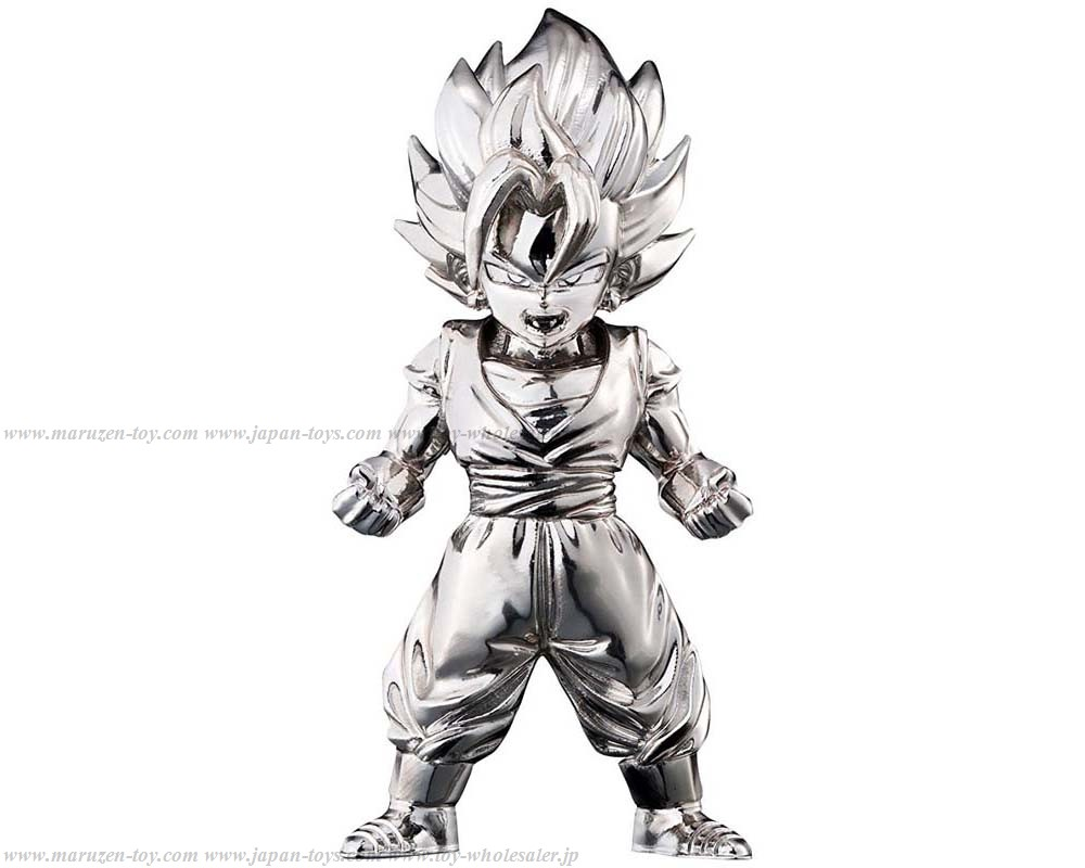 Bandai Chogokin no Katamari : Dragon Ball Super DZ-16 Super Saiyan God Super Saiyan Vegetto