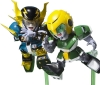 [Bandai] Chogokin : Iron Leaguer Mach Windy & Gold Foot
