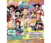 [Bandai JPY300 Capsule] From TV animation ONE PIECE Collechara! One Poece 3