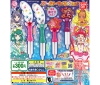 [Bandai JPY300 Capsule] Hugtto! PreCure (Next Program) Related Items(Temporary Named)