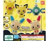 [Bandai JPY300 Capsule] Pokemon Capchara Pokemon 6