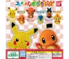 [Bandai JPY300 Capsule] Collechara Pokemon 2